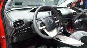 2016 Toyota Prius steering at IAA 2015