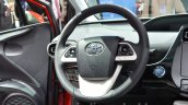 2016 Toyota Prius steering wheel at IAA 2015