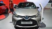 2016 Toyota Yaris Bi-Tone Hybrid front at IAA 2015