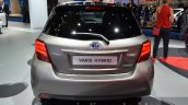 2016 Toyota Yaris Bi-Tone Hybrid rear at IAA 2015