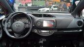 2016 Toyota Yaris Bi-Tone dashboard at IAA 2015