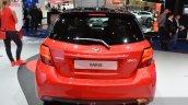 2016 Toyota Yaris Bi-Tone rear at IAA 2015