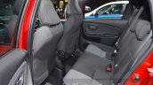2016 Toyota Yaris Bi-Tone rear seats legroom at IAA 2015