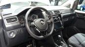 2016 VW Caddy Alltrack interior at the IAA 2015