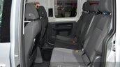 2016 VW Caddy Alltrack rear cabin at the IAA 2015