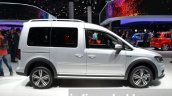 2016 VW Caddy Alltrack side at the IAA 2015