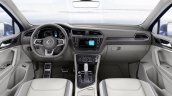 2016 VW Tiguan GTE dashboardunveiled ahead of debut