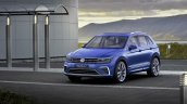 2016 VW Tiguan GTE front quarter unveiled ahead of debut