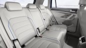 2016 VW Tiguan GTE rear seats unveiled ahead of debut