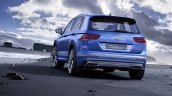 2016 VW Tiguan GTE rear unveiled ahead of debut