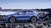 2016 VW Tiguan GTE side unveiled ahead of debut