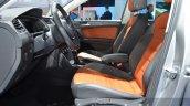 2016 Volkswagen Tiguan front seats at IAA 2015