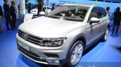 2016 Volkswagen Tiguan front three quarter left at IAA 2015