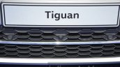 2016 Volkswagen Tiguan nameplate front camera at IAA 2015