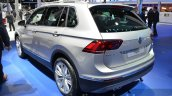 2016 Volkswagen Tiguan rear three quarter left at IAA 2015