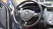 2016 Volkswagen Tiguan steering wheel at IAA 2015
