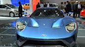 2017 Ford GT front at IAA 2015