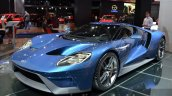 2017 Ford GT front three quarter left at IAA 2015