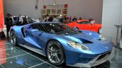 2017 Ford GT front three quarter right at IAA 2015
