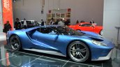 2017 Ford GT side right at IAA 2015