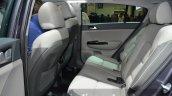 2017 Kia Sportage rear seats at IAA 2015