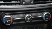 Alfa Romeo Giulia HVAC controls at the IAA 2015