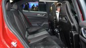 Alfa Romeo Giulia rear cabin at the IAA 2015