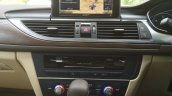 Audi A6 Matrix MMI system navigation review