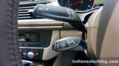 Audi A6 Matrix cruise control switch and indicator stalk review