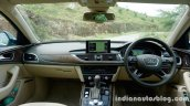 Audi A6 Matrix dashboard review