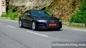 Audi A6 Matrix front three quarter review