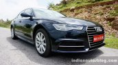 Audi A6 Matrix front three quarters left review