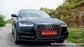 Audi A6 Matrix front three quarters review