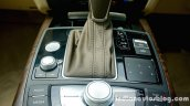 Audi A6 Matrix gear selector stitching review