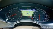 Audi A6 Matrix instrument cluster review