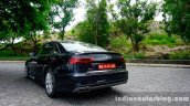 Audi A6 Matrix rear three quarters left review