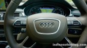 Audi A6 Matrix steering review