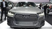 Audi Q7 e-tron quattro front at the IAA 2015