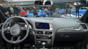Audi SQ5 TDI Plus dashboard at IAA 2015