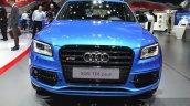 Audi SQ5 TDI Plus front at IAA 2015