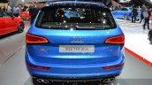 Audi SQ5 TDI Plus rear at IAA 2015