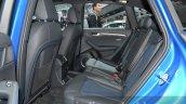 Audi SQ5 TDI Plus rear seat at IAA 2015