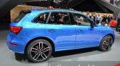 Audi SQ5 TDI Plus side view at IAA 2015