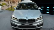 BMW 225xe front at IAA 2015