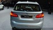 BMW 225xe rear at IAA 2015