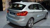 BMW 225xe rear three quarter at IAA 2015