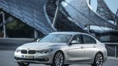 BMW 330e PHEV front quarter (1) unveiled