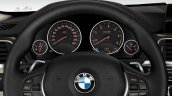 BMW 330e PHEV instrument cluster press image