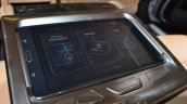BMW 740Le plug-in hybrid tablet at IAA 2015