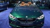 BMW Alpina D4 Biturbo front at IAA 2015